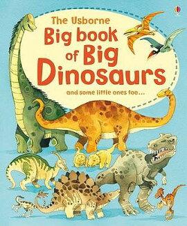 BIG BOOK OF BIG DINOSAURS(H)