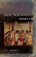 new testament essay The book of romans has been hailed by many as one of the most important books of the new testament the reason is obvious: aside from the fact that theologians and.