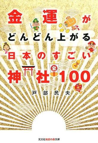 金運がどんどん上がる 日本のすごい神社100 [ 戸部民夫 ]