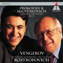 WARNER CLASSICS NEXT BEST 100 53::プロコフィエフ&ショスタコーヴィチ:ヴァイオリン協奏曲第1番 [ マキシム・ヴェンゲーロフ ]