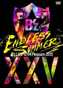 B'z LIVE-GYM Pleasure 2013 ENDLESS SUMMER -XXV BEST- (完全盤 4DVD) [ B'z ]