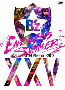 B''z LIVE-GYM Pleasure 2013 ENDLESS SUMMER -XXV BEST- ���̾��ס�