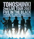 2nd LIVE TOUR 2007 縲廡ive in the Black縲懊�殖lu-ray縲� [ 譚ア譁ケ逾櫁オキ ]
