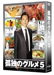 孤独のグルメSeason5 DVD-BOX [ <strong>松重豊</strong> ]