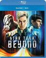スター・トレック BEYOND ブルーレイ+DVDセット【Blu-ray】