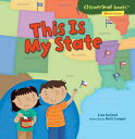 This Is My State THIS IS MY STATE (Cloverleaf Books Where I Live) [ Li...
