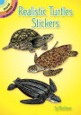 REALISTIC TURTLES STICKERS [ SY BARLOWE ]