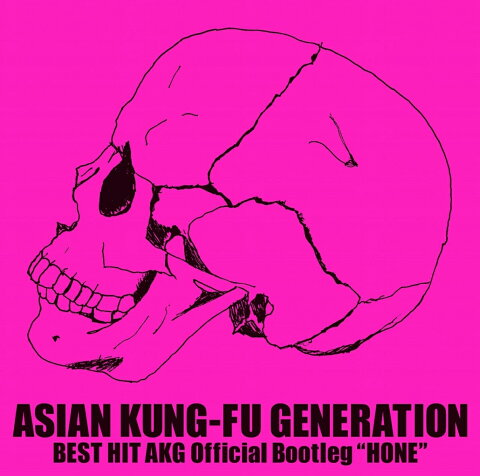 "BEST HIT AKG Official Bootleg ""HONE"" [ ASIAN KUNG-FU GENERATION ]"