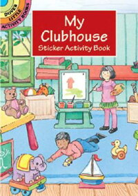 My_Clubhouse_Sticker_Activity