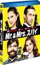 Mr.&Mrs. スパイ 2枚組ブルーレイ&DVD(初回生産限定)【Blu-ray】 [ ガル・ガド