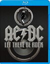 AC/DC: LET THERE BE ROCK -ロック魂ー【Blu-ray】 [ ボン・スコット