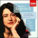 其它 - 【輸入盤】Argerich Live From The Concertgebouw 1978 & 1979 [ ピアノ・コンサート ]