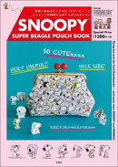 SNOOPY��SUPER��BEAGLE��POUCH��BOOK