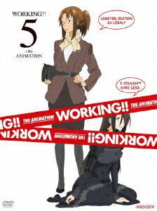 WORKING!! 5 完全生産限定版 [ 伊藤静 ]...:book:13676077