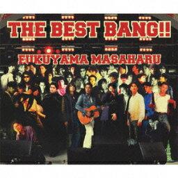 THE BEST BANG !!(通常盤3CD+シングルCD) [ <strong>福山雅治</strong> ]