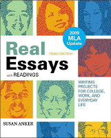 real essays w/readings 2009 mla upd