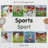 MyFirstBilingualBook-Sports(English-Polish)