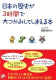 【】日本的历史3小时大抓住做能做完的书[【ブックスなら】日本の歴史が3時間で大つかみしてしまえる本 [ 高野尚好 ]]