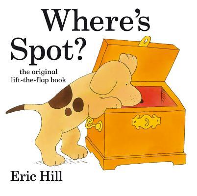 WHERE'S SPOT?(H) [ ERIC HILL ]