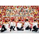 Sexy Zone 5th Anniversary Best (初回限定盤A 2CD+DVD) [ Sexy Zone ]
