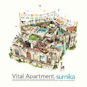 Vital Apartment. [ sumika ]