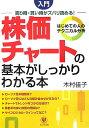 〈入門〉株価チャートの基本がしっかりわかる本 [ 木村佳子 ]