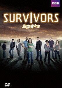 生存者たち DVD-BOX [ ジュリー・グレアム ]