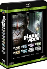 猿の惑星 ブルーレイコレクション【Blu-ray】