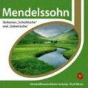 【輸入盤】交響曲第3番、第4番 マズア&ゲヴァントハウス管弦楽団 [ メンデルスゾーン(1809-1847) ]