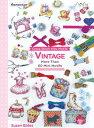 Cross Stitch Mini Motifs: Vintage CROSS STITCH MINI MOTIFS VINTA [ Susan Bates ]