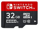 マイクロSDカード32GB for Nintendo Swi...