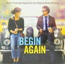 【輸入盤】Begin Again (Dled) Soundtrack