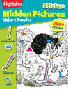 Highlights Sticker Hidden Pictures(r) Nature Puzzles [ Highlights for Children ]