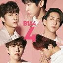 4 (初回限定盤 CD+DVD) B1A4