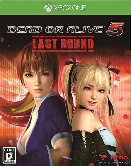 【予約】DEAD OR ALIVE 5 Last Round 通常版 XboxOne版