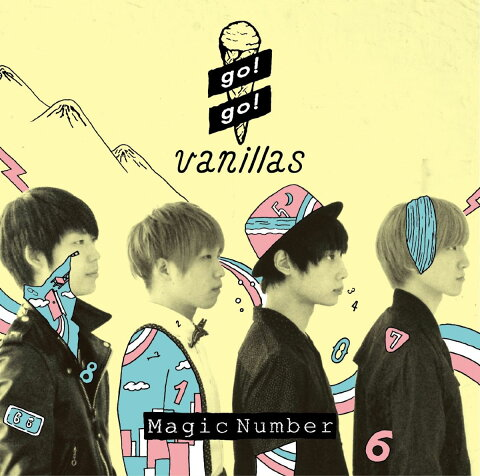 Magic Number [ go!go!vanillas ]