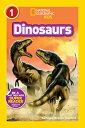 National Geographic Readers: Dinosaurs NATL GEO KIDS NATL GEOGRAPHIC (National Geographic Readers: Level 1) Kathleen Weidner Zoehfeld