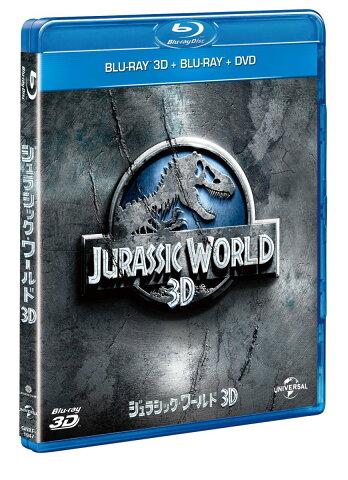 ジュラシック・ワールド3D/2Dブルーレイ&DVDセット+特典DVDディスク(4枚組)【Blu-ray】 [ クリス・プラット ]