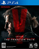 METAL GEAR SOLID V�� THE PHANTOM PAIN PS4 �̾���