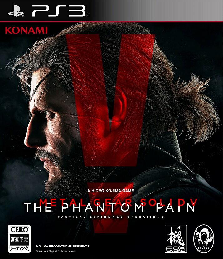 METAL GEAR SOLID V: THE PHANTOM PAIN PS3 通常版
