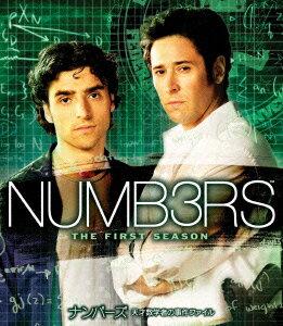ナンバーズ 天才数学者の事件ファイル シーズン1 <トク選BOX> [ ロブ・モロー ]