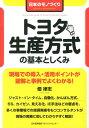 トヨタ生産方式の基本としくみ 日本のモノづくり 佃律志
