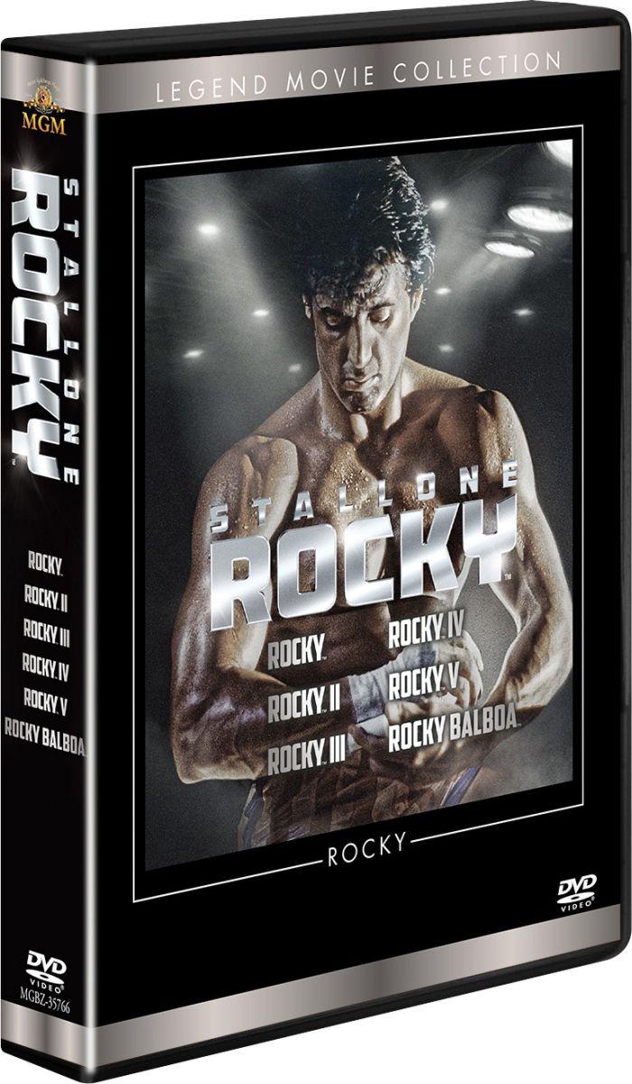 ロッキー DVDコレクション [ バート・ヤング ]...:book:17521701