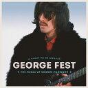 GEORGE FEST:ジョージ・ハリスン・トリビュート・コンサート (完全生産限定盤 2CD+Blu-ray) (Limited Edition) [ (V.A.) ]