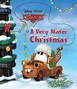 A Very Mater Christmas CARS VERY MATER XMAS-BOARD (Cars (Board Books)) [ Frank Berrios ]