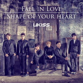 Fall in Love / Shape of your heart(���㥱�å�B �������������)