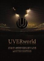 UVERworld 15&10 Anniversary Live LIMITED EDITION�ڴ������������סۡ�Blu-ray��