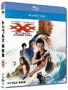 トリプルX:再起動 ブルーレイ+DVDセット【Blu-ray...