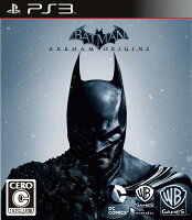 バットマン:アーカム・ビギンズPS3版