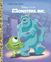 Disney - MONSTERS, INC.(H) [ RANDOM HOUSE DISNEY ]